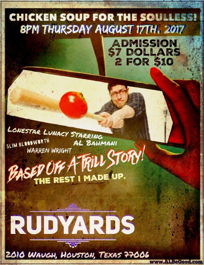 New Rudz Flyer