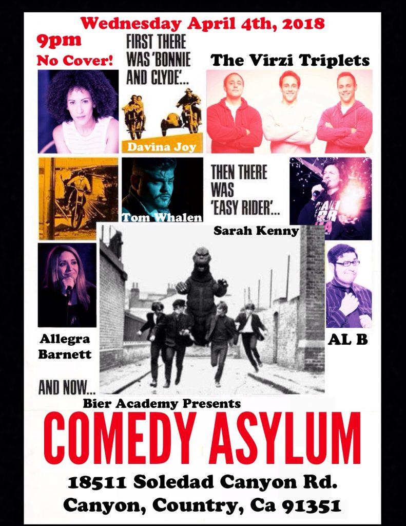 Newer Asylum